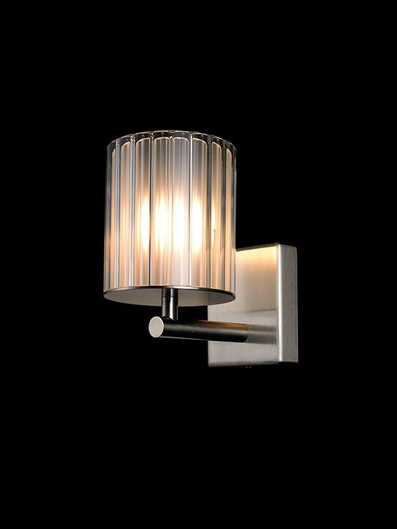 Flute wall light contemporary lighting products
