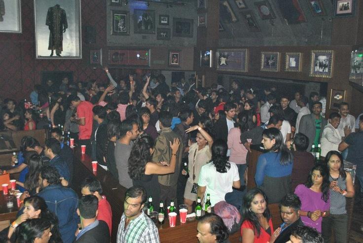 Hard Rock Cafe Pune Celebrations