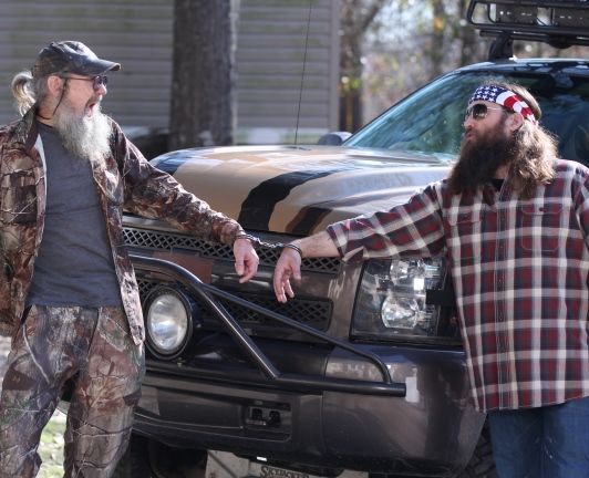 Duck Dynasty Pictures - A&E
