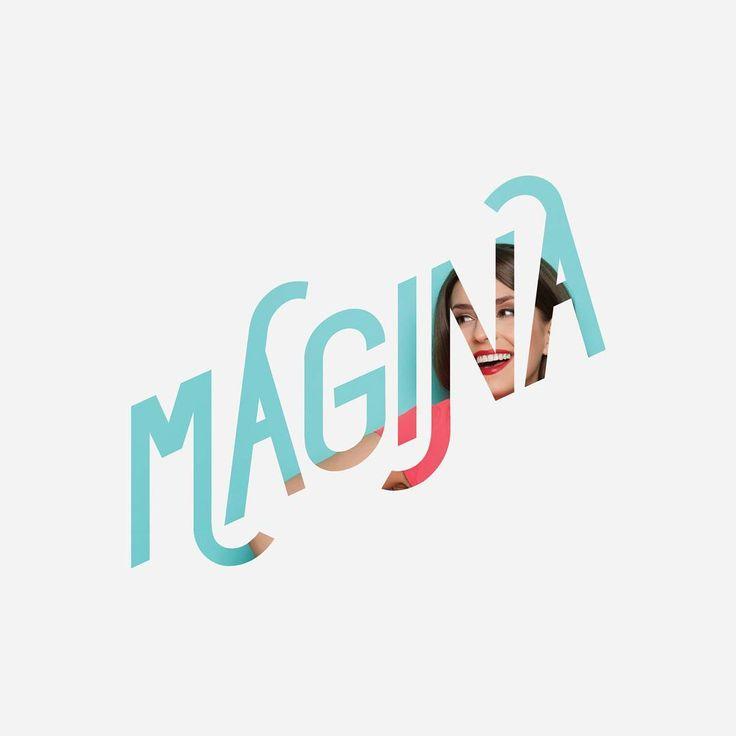 """Magina es una expresión informal que se utiliza en Brasil y equivale a """" de nada, por nada, no se preocupe, no fue nada"""". Es una abreviación de la palabra Imagina.   #brasil#lettering#typography#brazil#design#portugues#type#handmadefont#hand_type#expresionesbrasileras#espressoesbrasileiras#ditadospopulares #magina"""