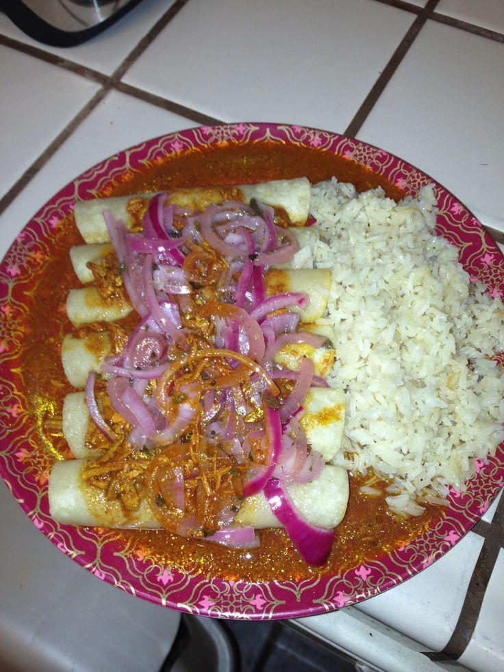 Tacos de Cochinita Pibil Delciosos..