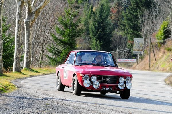rallye monte carlo historique 2016 pictures from retro speed lancia fulvia pinterest. Black Bedroom Furniture Sets. Home Design Ideas
