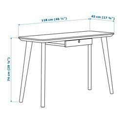 lisabo desk ash veneer - Computertische Fr Spieler