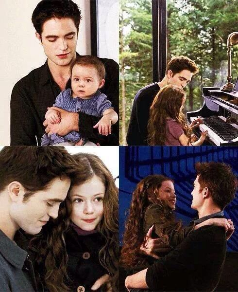 renesmee and edward relationship problems