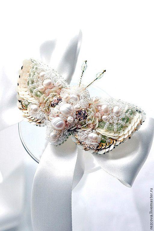 Brooch butterfly The Wizard by RezcovaAgija on Etsy, $155.00