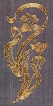 Royal School of Needlework Goldwork Hand Embroidery Kits and Threads, Royal School of Needlework