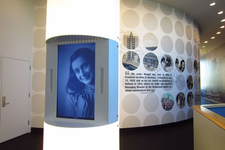 Why An Exhibit on Anne Frank? - Museum of Tolerance   Los Angeles, CA