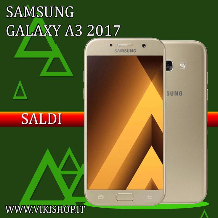 Samsung Galaxy A3 2017 Oro Italia In Offerta!!! Acquista Ora: https://lnkd.in/f2JR__c  #galaxya3 #samsunga3 #galaxya320 #a32017oro #a32017nero #a32017nero #a32017rosa #samsunga32017 #spedizionegratuita