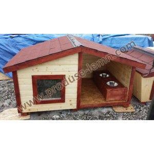 Cusca cu terasa model 3 XS