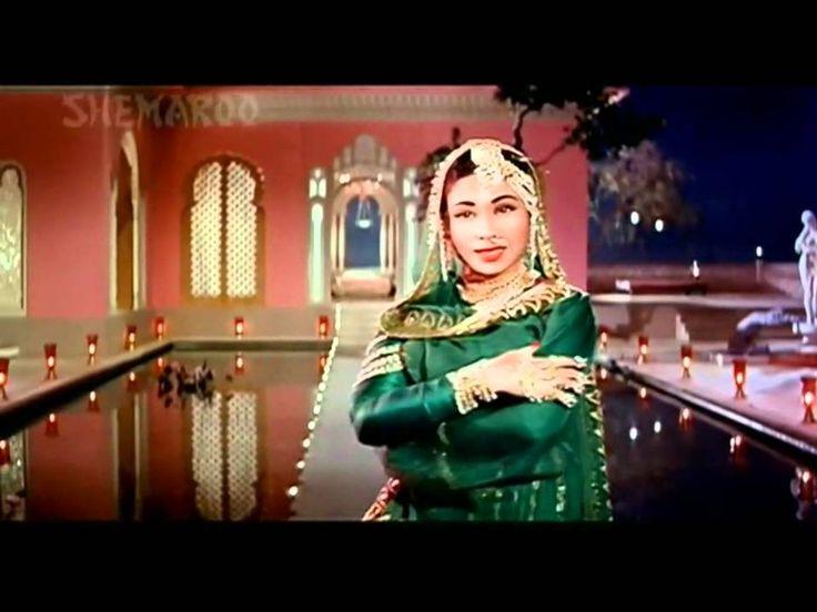 Pakeezah 1972 Thare Rahiyo HD