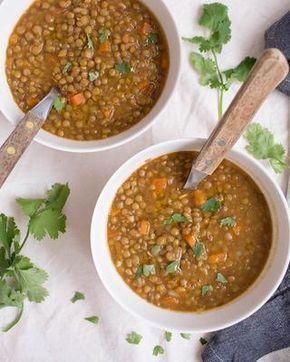 Lentejas Marroquíes | Cocina