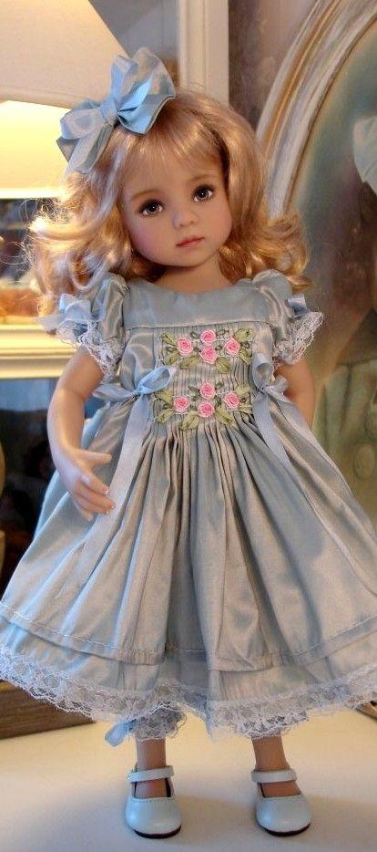 Pretty Diane efner doll
