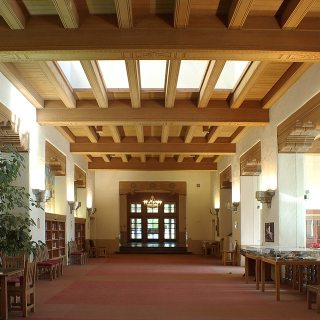 University Of New Mexico Zimmerman Library Beautiful!!! Albuquerque, New Mexico