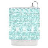 Found it at Wayfair - Beach Blanket Bingo Polyester Shower Curtain  98.00