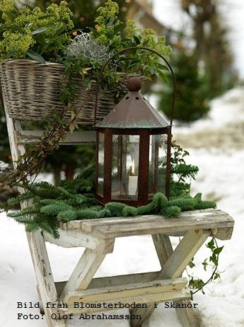 dona blogg ~ jul -- this is a beautiful blog from Sweden with some simple holiday ideas