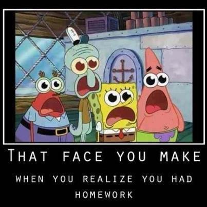 Did i do my homework