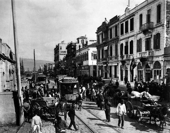 Santeos: 1900: Σμύρνη- Izmir