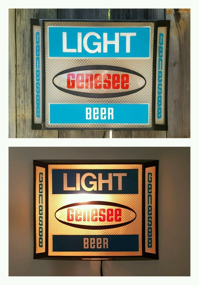 38 Best Images About Beer Lights On Pinterest Light Beer