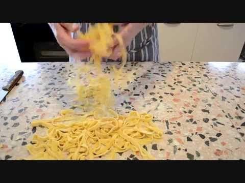 Come Fare la Pasta di Soia - Ricetta per Farla in Casa - Le Ricette di Alice - YouTube