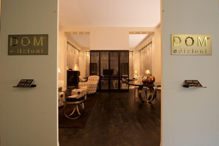 Our Style.  Simply DomEdizioni, simply Italian Furniture #luxuryliving #italiandesign #domedizioni #internationalexhibition #elegance #architecture
