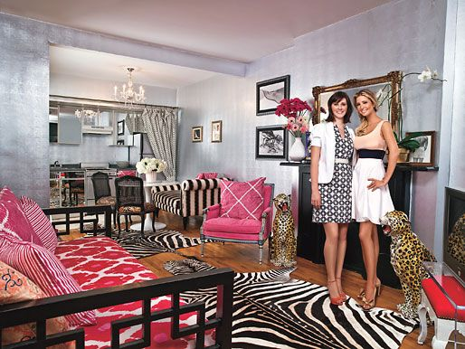I Like The Idea Of Doing Silver Walls With Red And Black Decorations To Have Another Accent Color