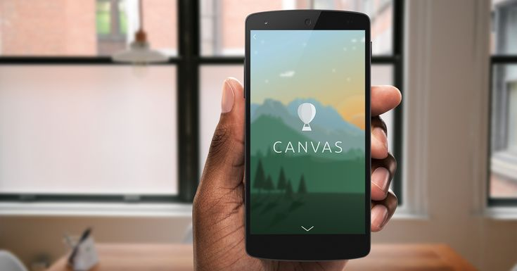 Facebook Canvas: A New Space for Big Ideas.