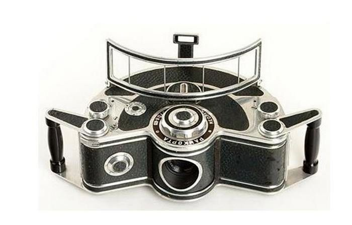 12 Classic Cameras That Look Nothing Like Cameras