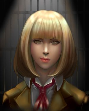 Prison School Hana by anivento