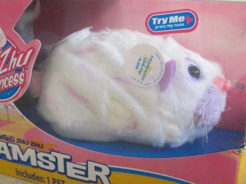 Zhu Zhu Pets Hamster Toy Princess Cloe by Cepia. $19.99. Zhu Zhu Pets Hamster Toy - Moonmist