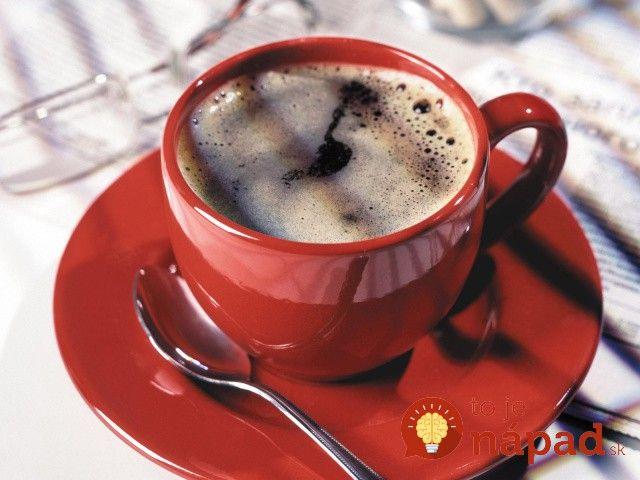 Dokonalá káva? 2 jednoduché triky, vďaka ktorým bude chutiť lepšie, ako kedykoľvek predtým!