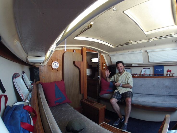 100+ Catalina 25 Sailboat Custom Interiors – yasminroohi