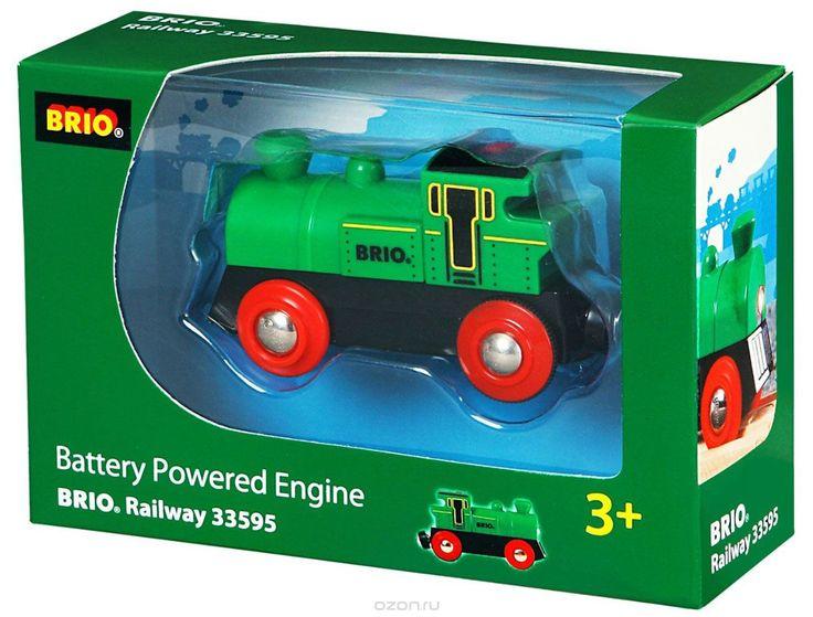 Купить Brio Железная дорога Поезд - детские товары Brio в интернет-магазине…
