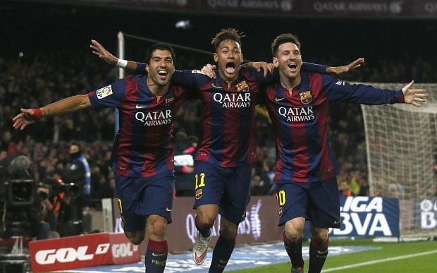 Lionel Messi, Luis Suarez and Neymar - the incredible stats behind Barcelona trio Arsenal hope to stop