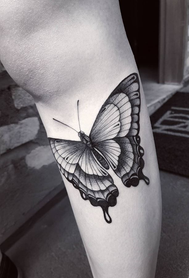 30 Unique Animal Tattoo Designs Home Decor Black Butterfly Tattoo Unique Butterfly Tattoos