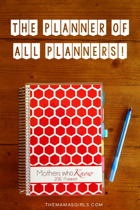 The most awesome planner EVER!