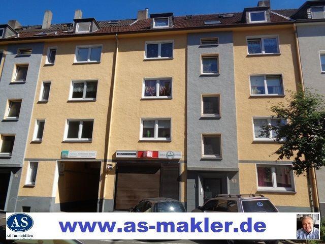 *Sehr GÜNSTIG* In 45145 Essen ca. 72 qm 3,5 Raum Wohnung (Dachgeschoß mit Spitzboden) sehr GÜNSTIG zu verkaufen! http://www.as-makler.de/html/45145_essen__ca__72_qm_3_5_rau.html