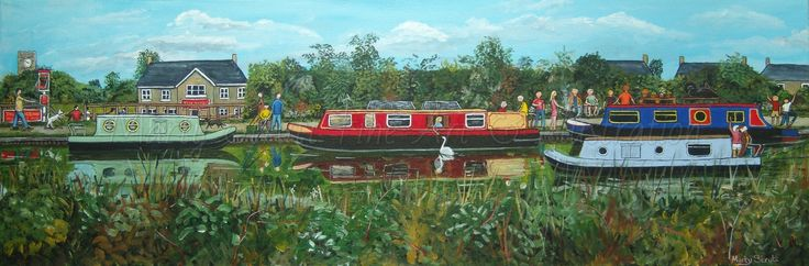 Narrowboat Days