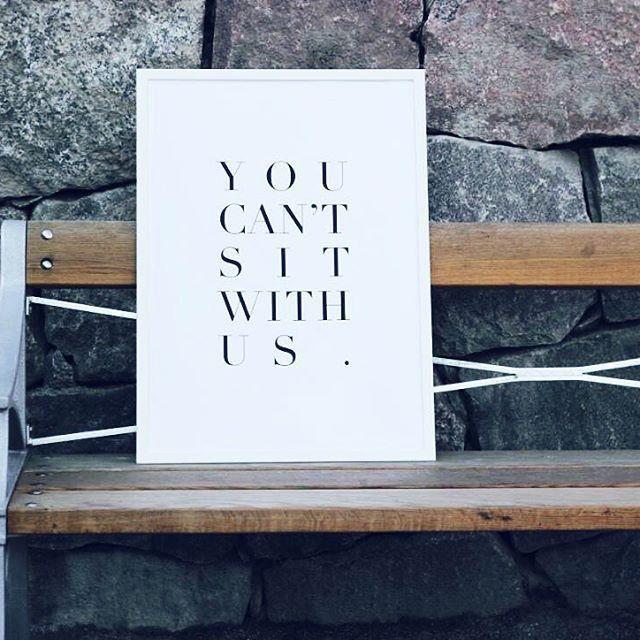 I DARE YOU  #JohannaMagdalenaDesign #inredning #interior #design #homedetails #details #homedecor #inspiration #svenskdesign #scandinavian #home #dagensinspo #inredningsdesign #interiör #inredningsdetaljer #instahome #posters #tavlor #affisch #print #grafiskdesign #webbutik #webshop #tipstillhemmet #fonts #word #ord #text #meangirls