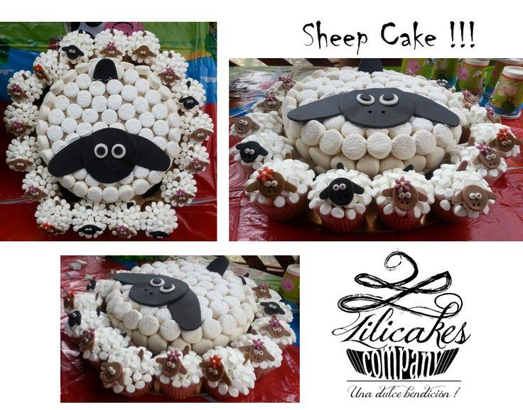 Sheep Cake Torta de Oveja Ponque de Oveja