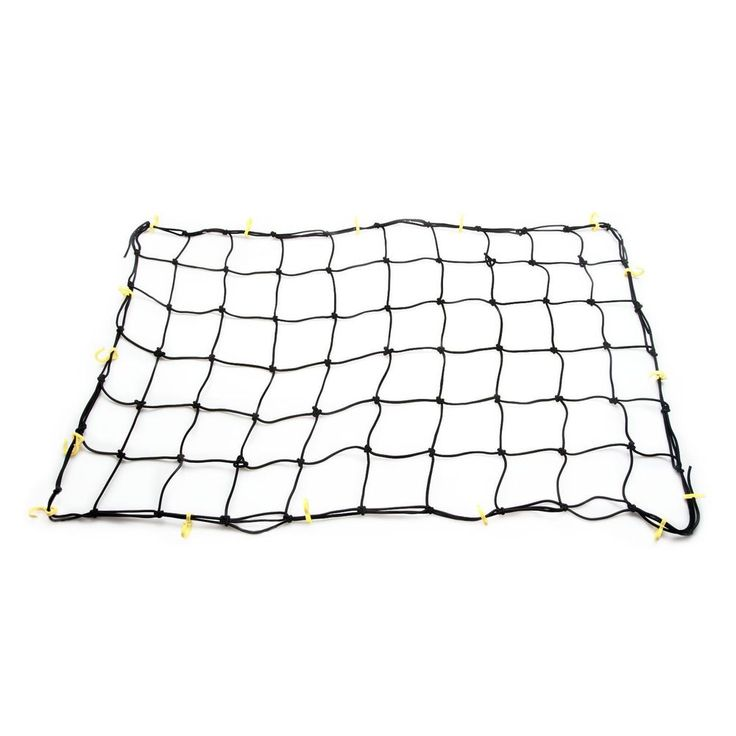 Tooluxe 50969L Premium 36-Inch X 60-Inch Cargo Net With 16 Adjustable Hooks | St
