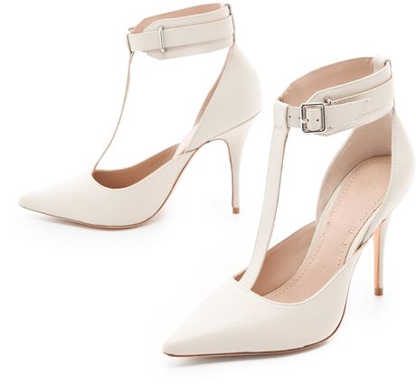 Want: A Pair Of Chic Neutral Pumps Perfect For Spring