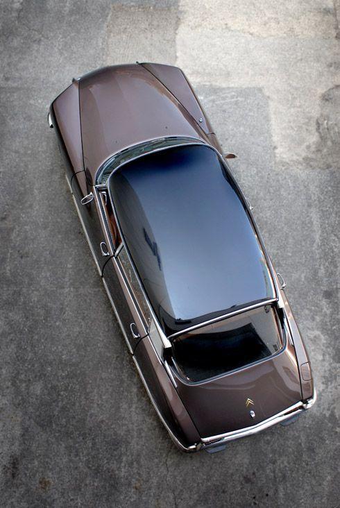 Citroen DS   #ClassicCars #Vintage #Cars