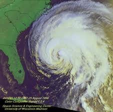 Hurricane Bonnie- North Carolina 1998