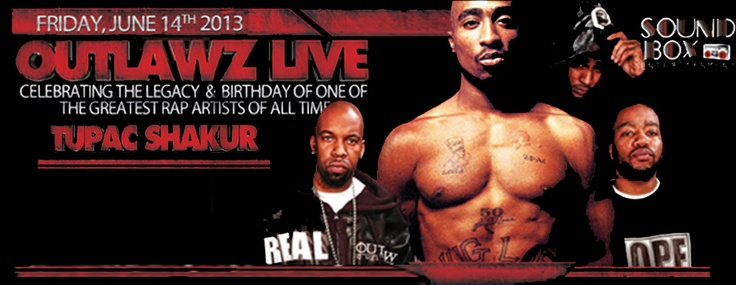 Outlawz - Friday 14th June, 2013