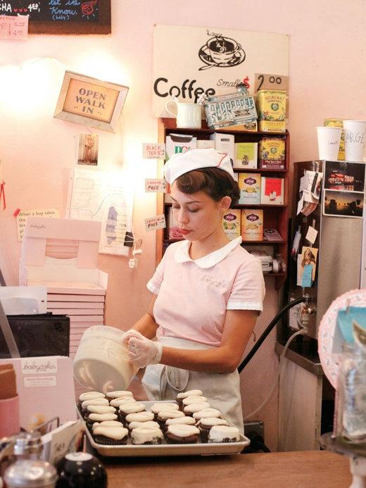 【ELLE】【ロウワー・イースト・サイド】体にやさしく、食べておいしいビーガン・カップケーキ|歩いてまわる小さなニューヨーク|エル・オンライン