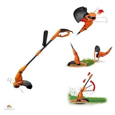 String Trimmer Electric Best Lawn Edger Mower Grass Weed Straight Shaft Garden