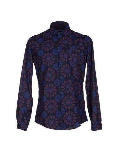 #Daniele alessandrini camicia uomo Viola scuro  ad Euro 71.00 in #Daniele alessandrini #Uomo camicie camicie