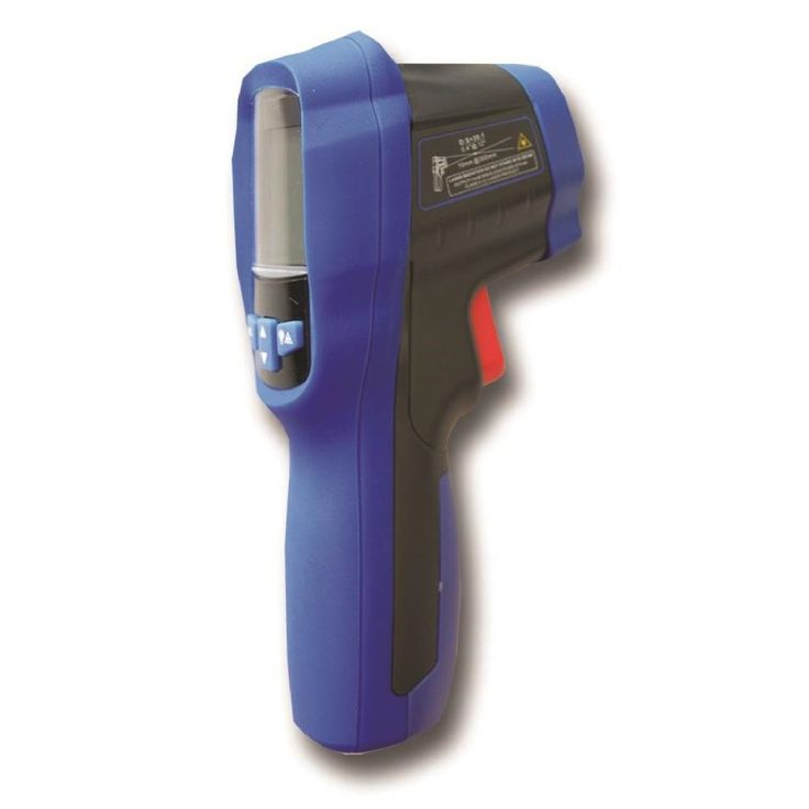 Dual Laser Infrared Thermometer -50 to 1050 C&F