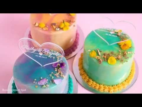 27 best mini cake images on Pinterest Mini cakes Mini cheesecakes