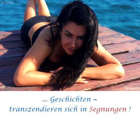 ... #Geschichten ~ #transzendieren sich in #Segnungen ! ( #Samara )